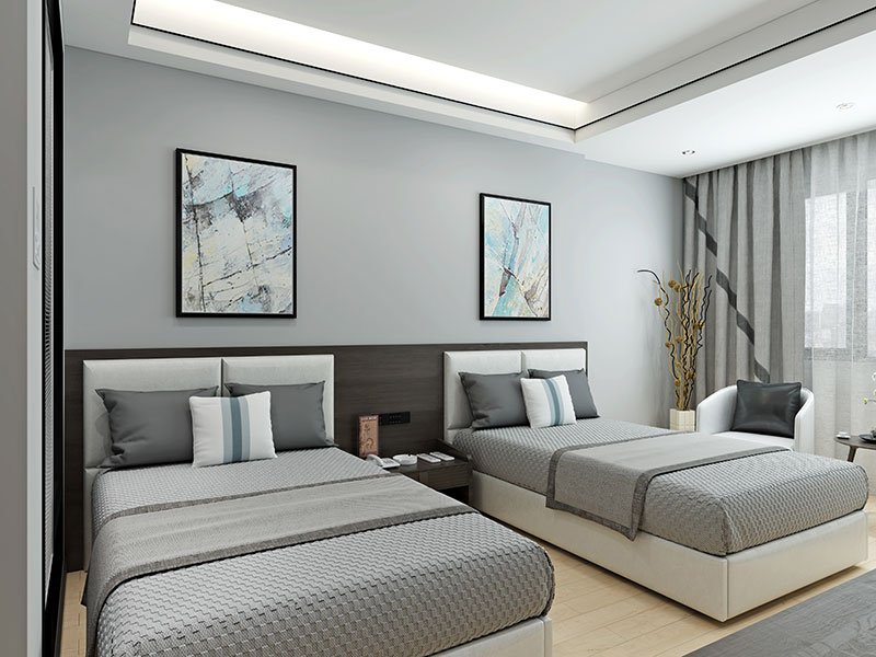 walnut motel bedroom furniture